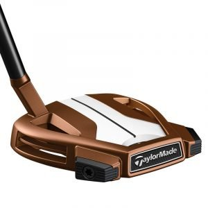 TaylorMade Copper and White Spider X