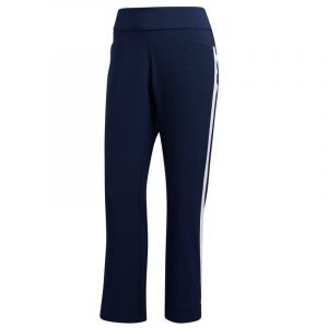 Adidas Golf Ladies Novelty Flair Cropped Golf Trousers