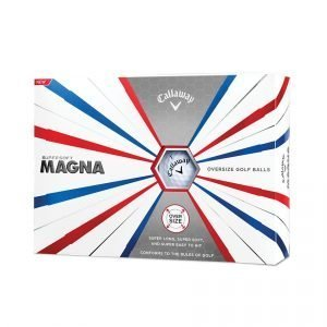 Supersoft Magna Golf Balls - Personalised